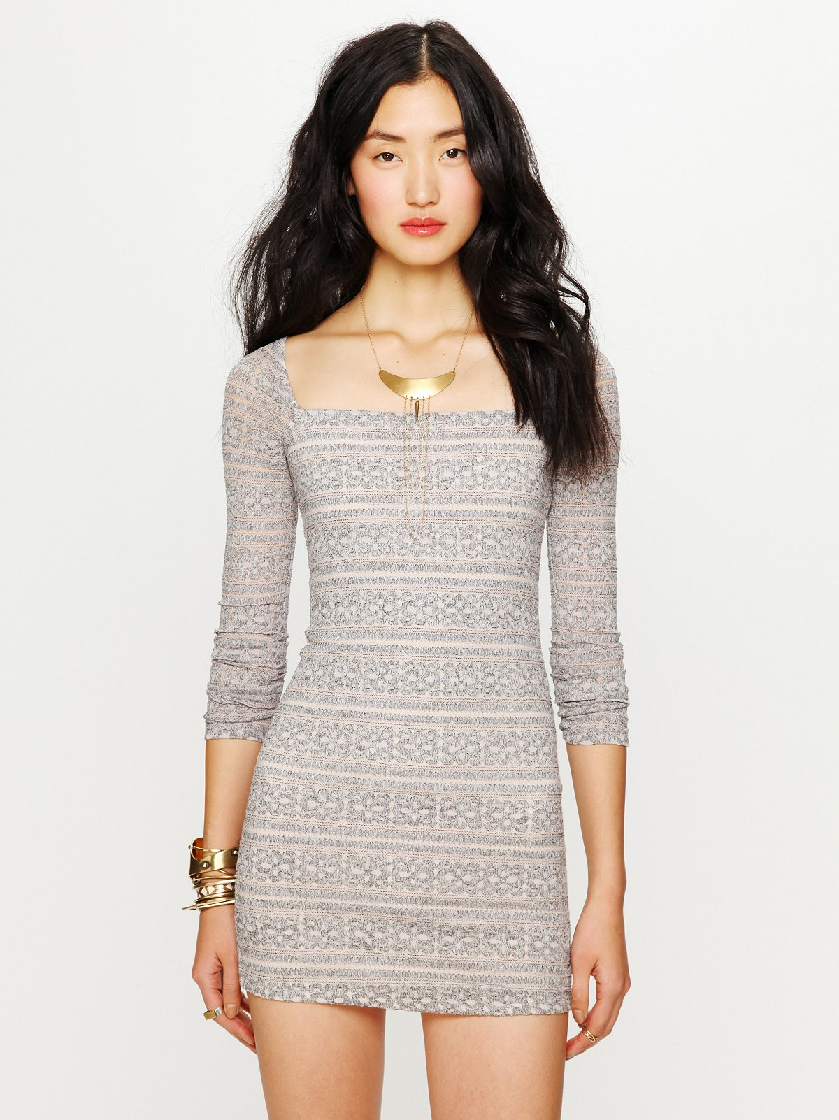 Good Girl Gone Bad Bodycon Dress