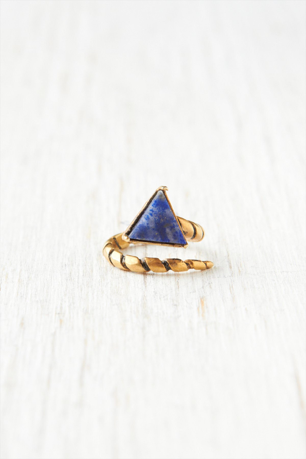 Vine Coiled Ring