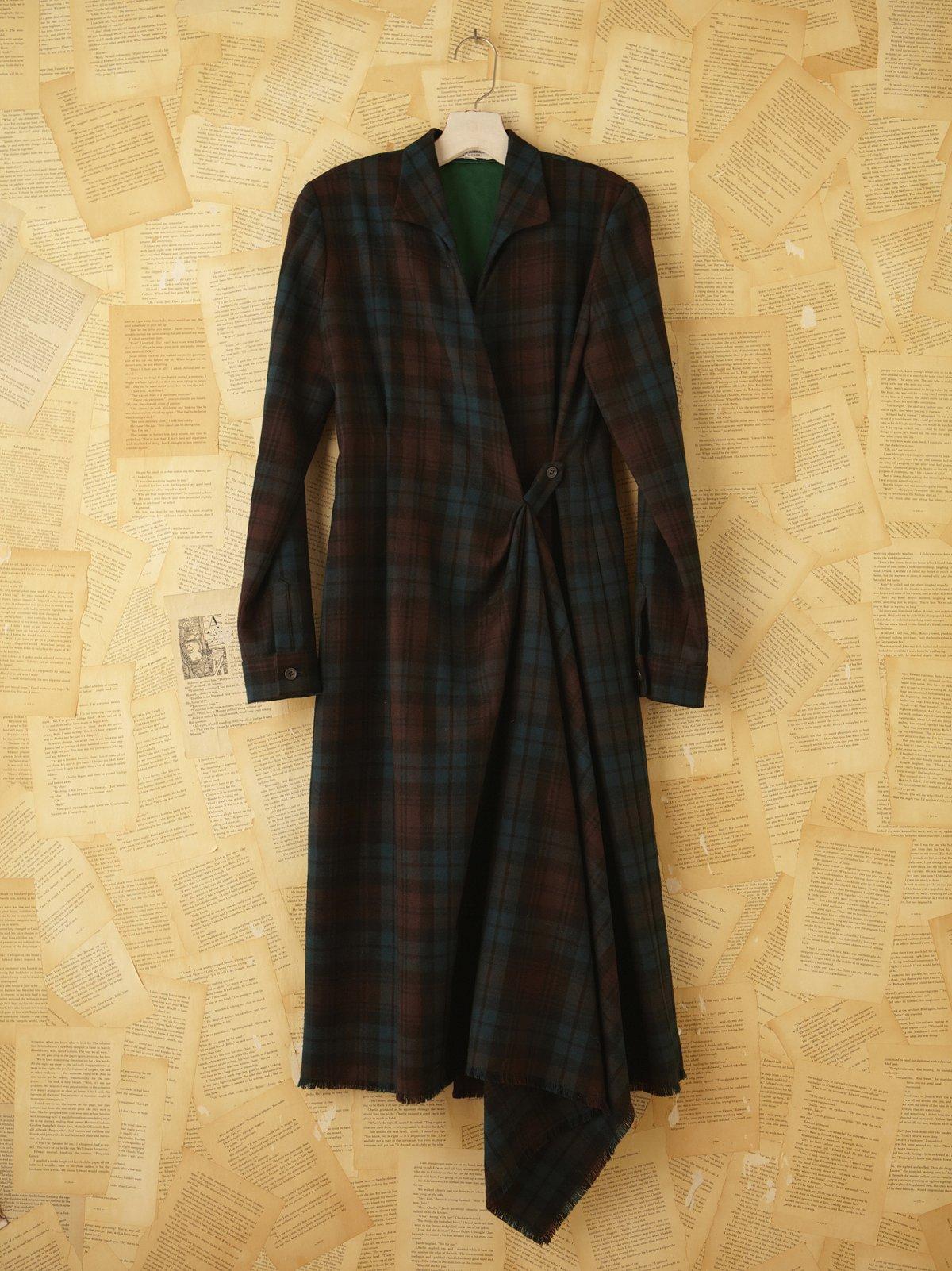 Vintage Isaac Mizrahi Coat