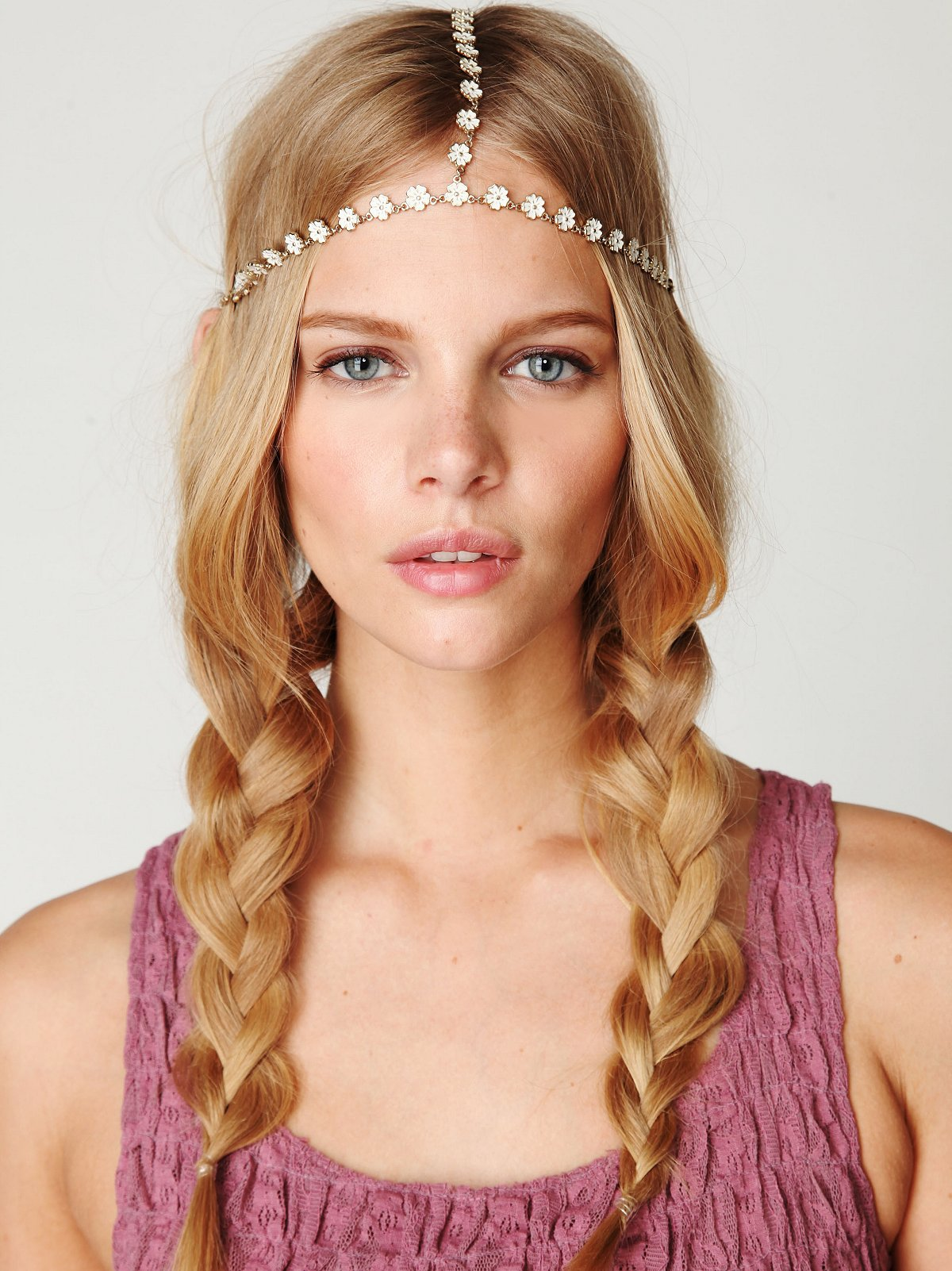 Daisy Chain Headpiece