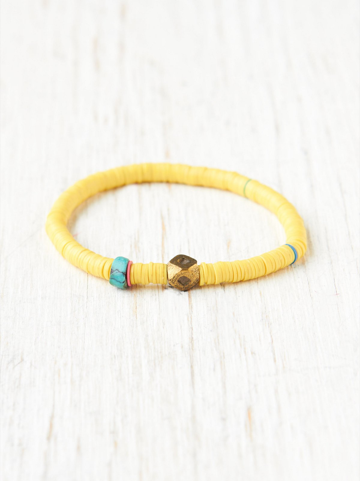 Neon Beaded Friendship Bracelets