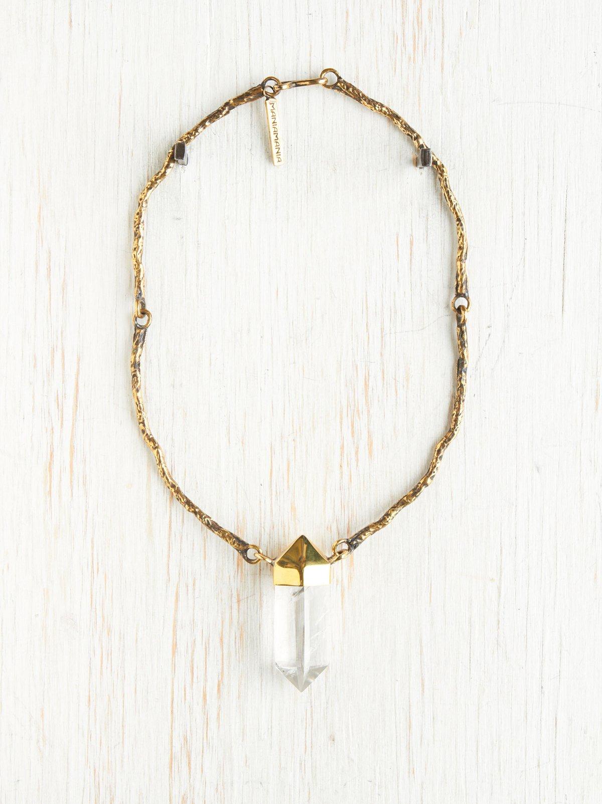 Delta of Venus Necklace