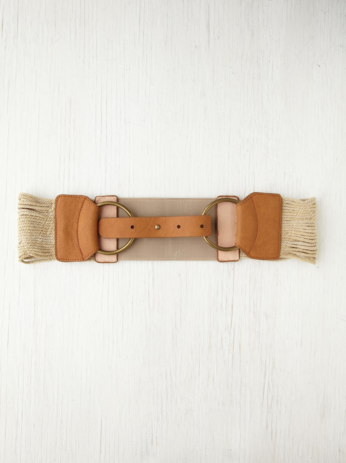 Washed Away Waist Belt