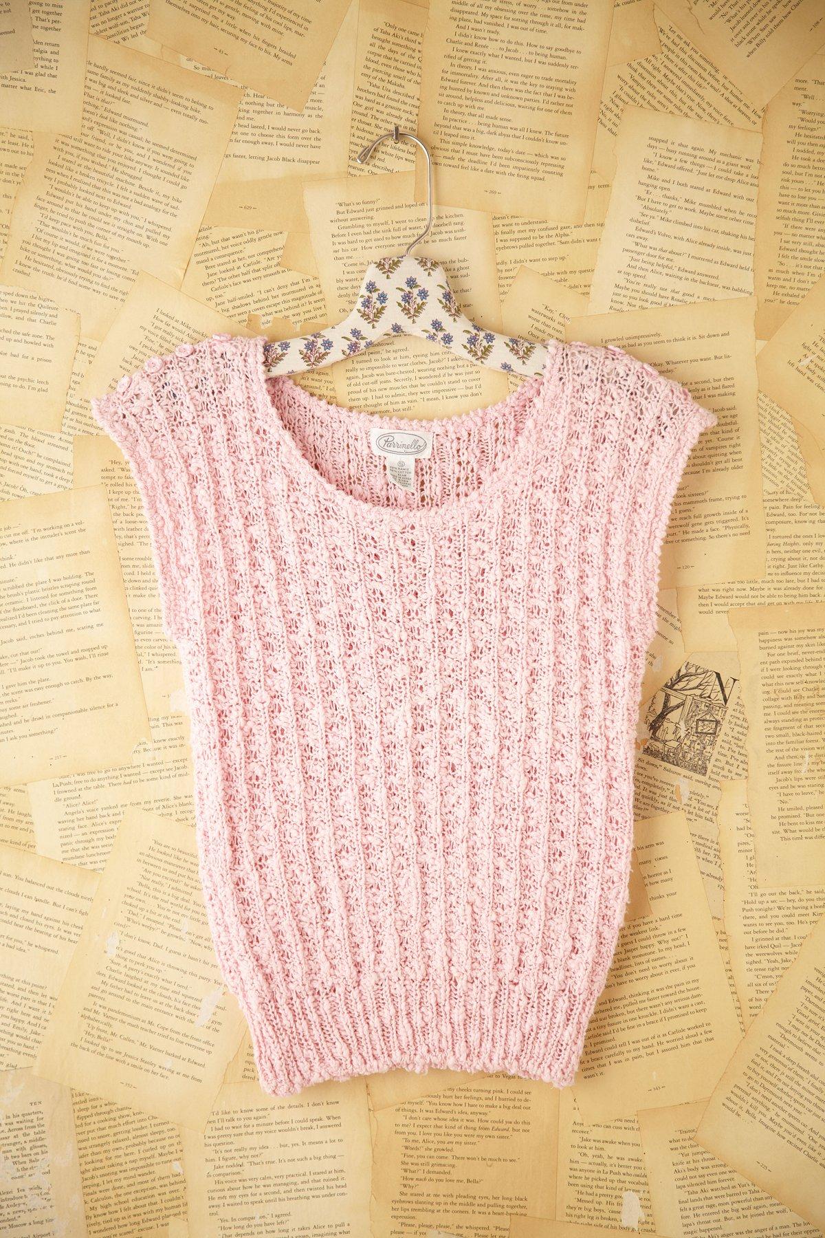 Vintage Sweater Tee