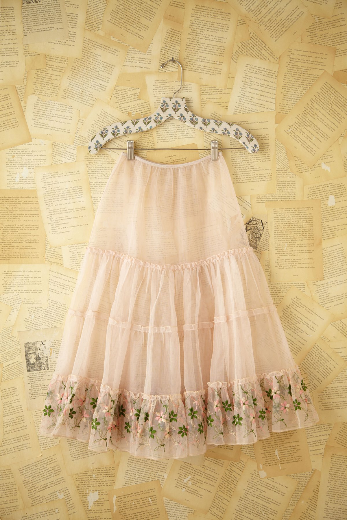 Vintage Tulle Skirt
