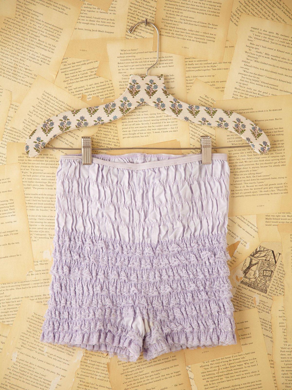 Vintage Smocked Shorts