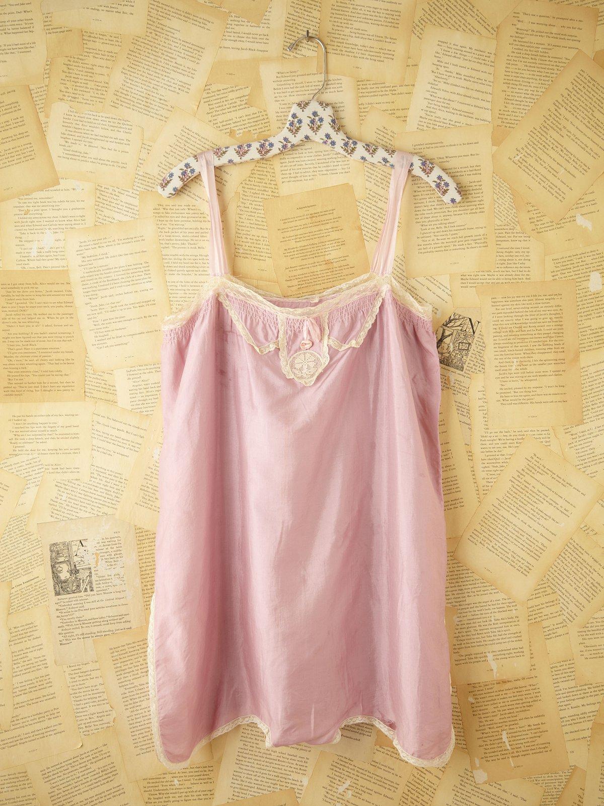 Vintage Silk Romper