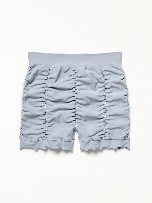 Product Image: Ruched Seamless Shorts