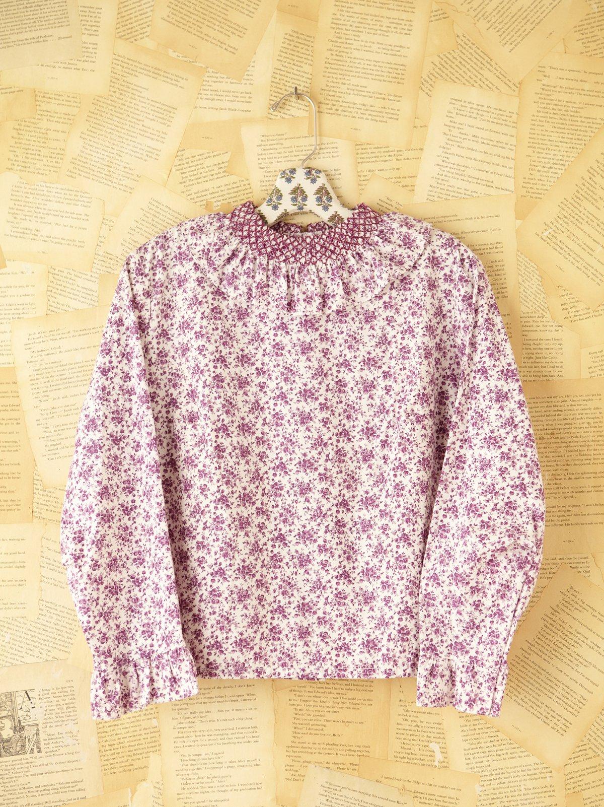 Vintage Ditzy Floral Shirt