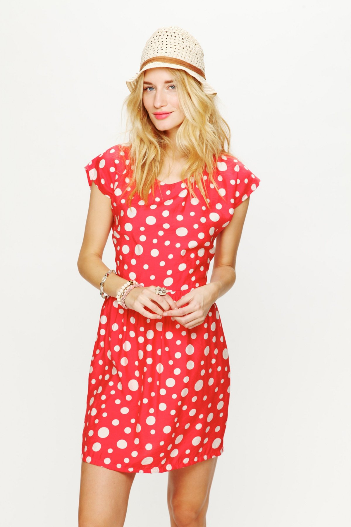Tracey Dot Dress