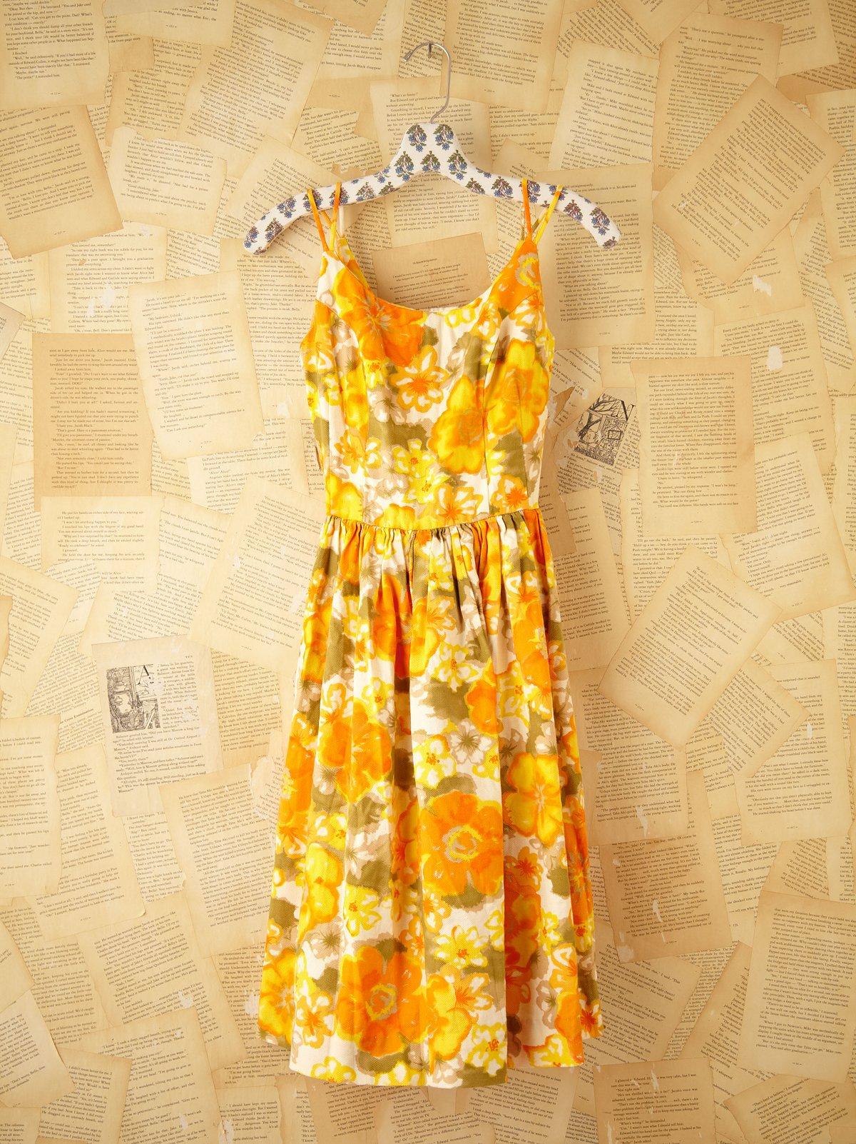 Vintage Molly Tank Dress