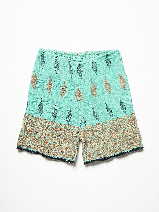 Product Image: FP ONE Smocked Bike Shorts