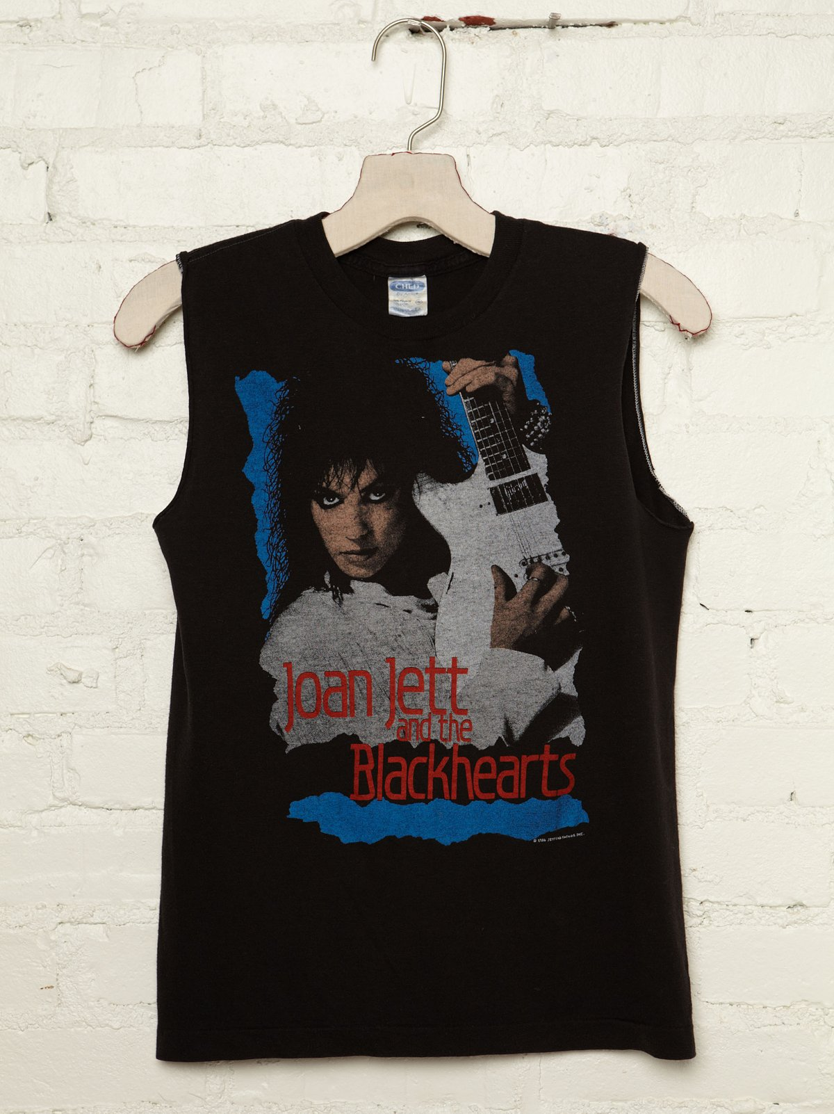 Vintage Joan Jett and the Blackhearts Tank