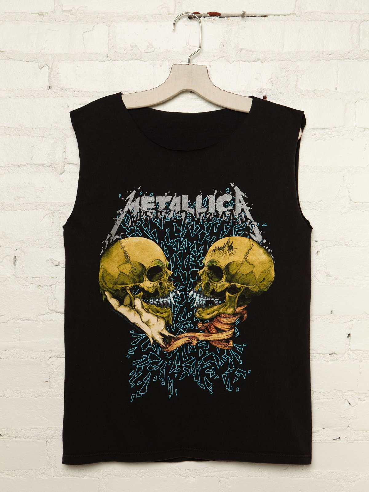 Vintage Metallica Tank