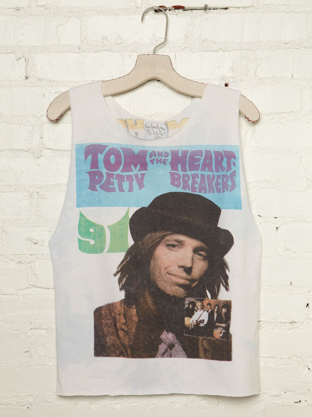 Vintage Tom Petty and the Heart-Breakers 1991 Tank