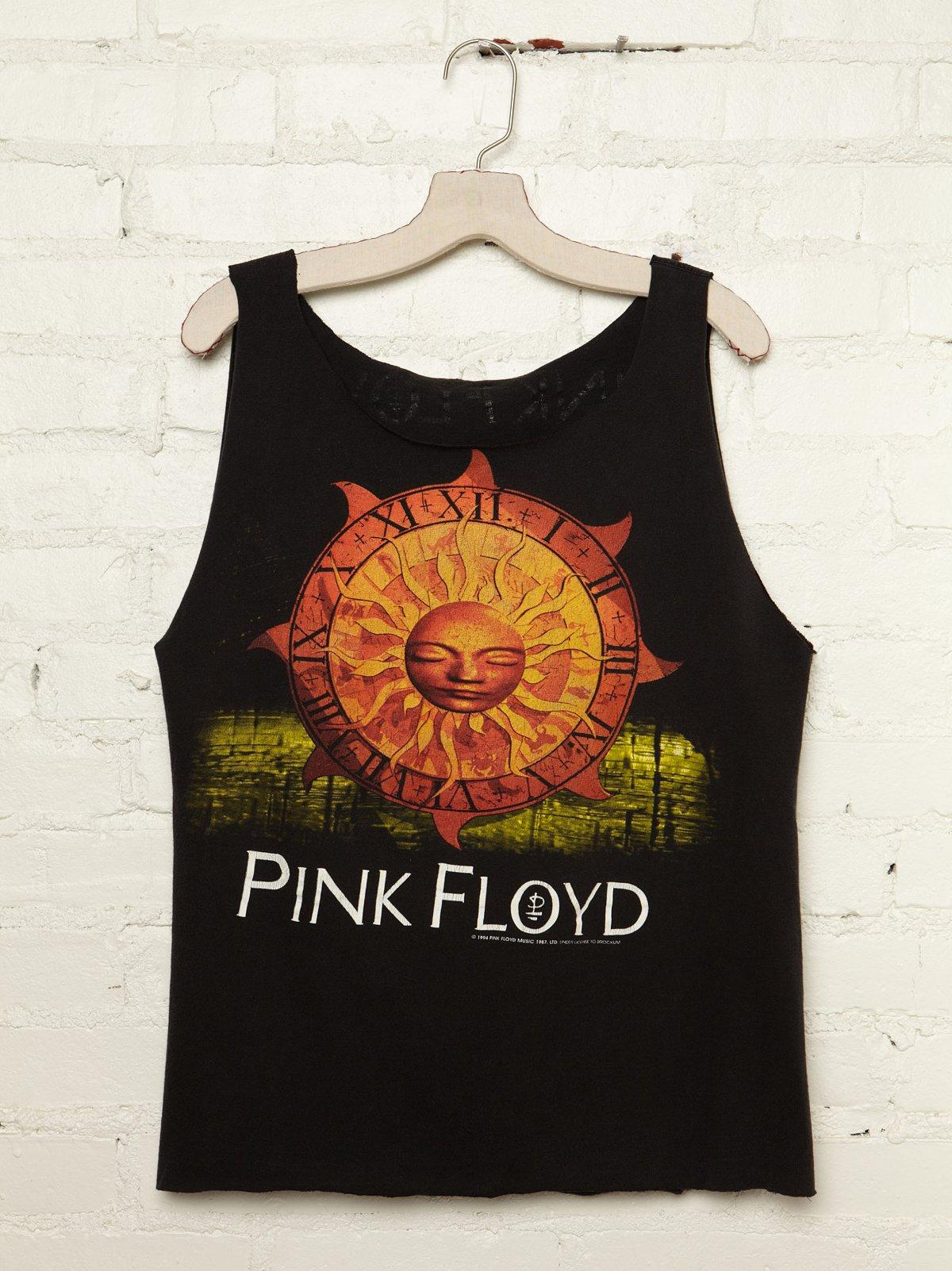 Vintage Pink Floyd 1994 Tour Tank
