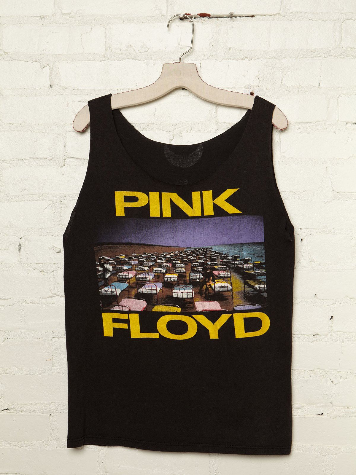 Vintage Pink Floyd Dark Side Rock Tank