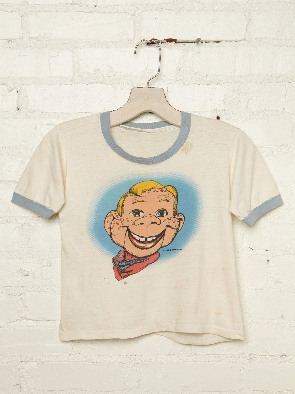 Vintage Puppet Toy Graphic Tee