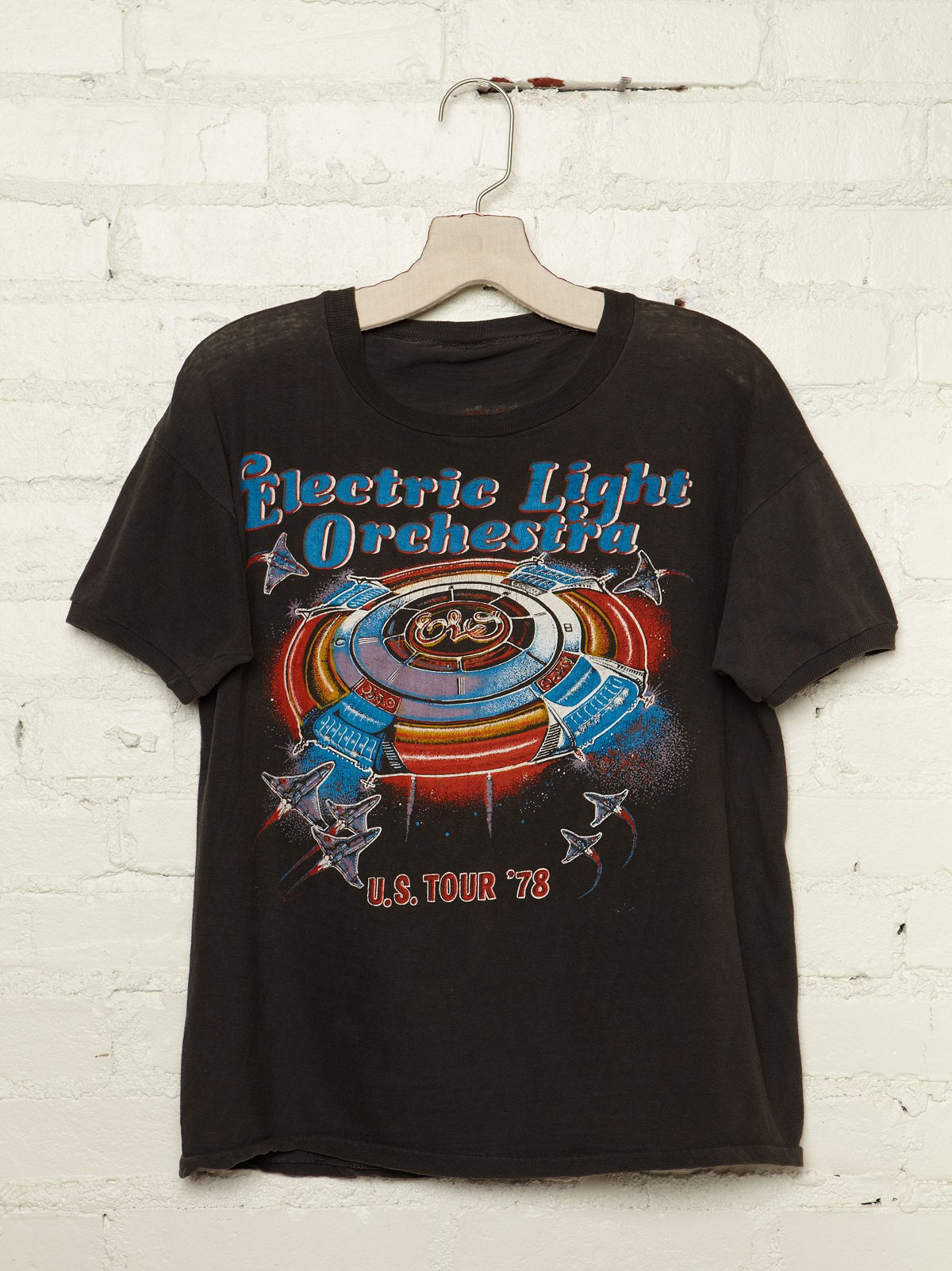 Vintage Electric Light Orchestra 1978 Tour Tee