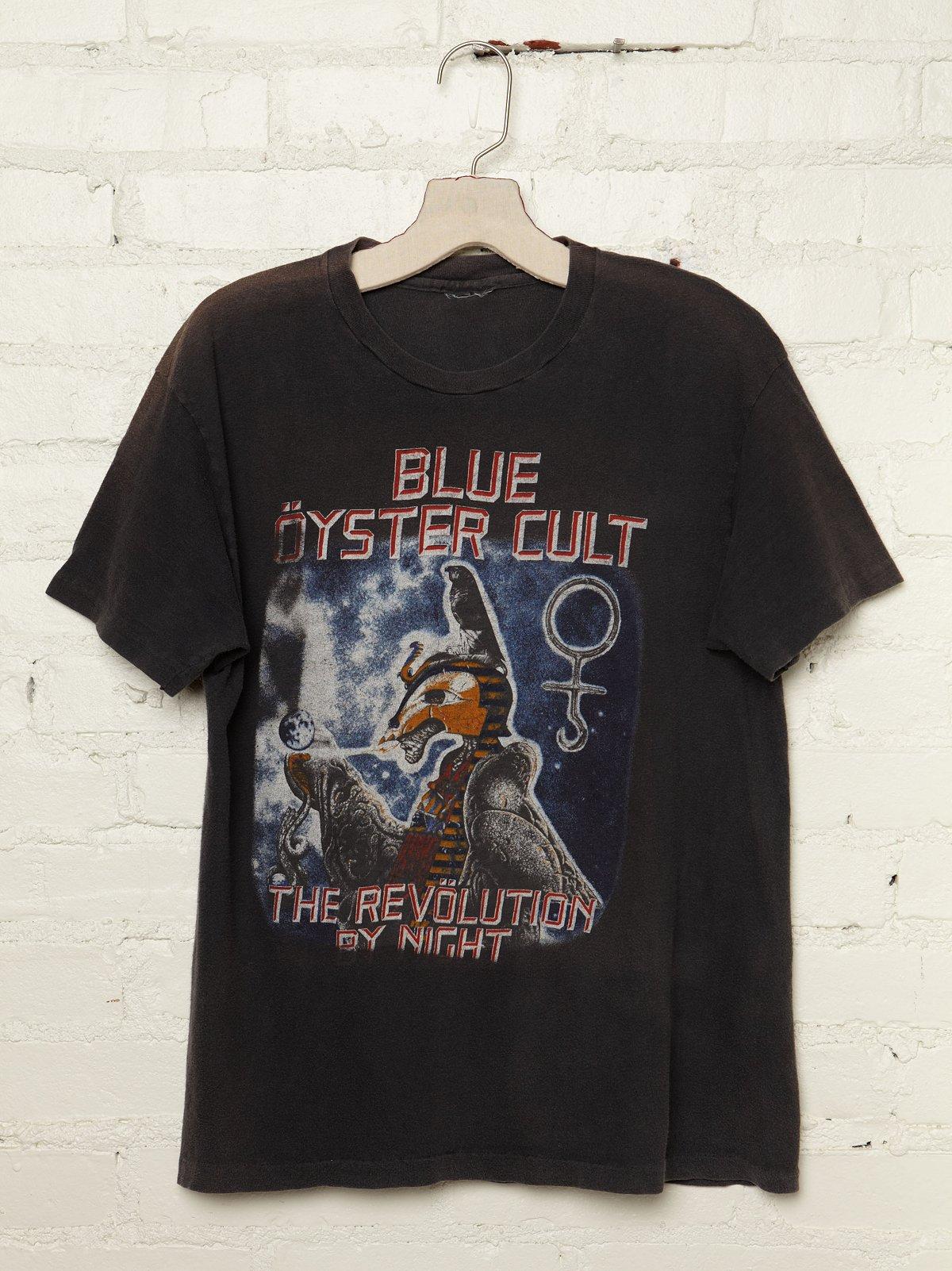 Vintage Blue Oyster Cult