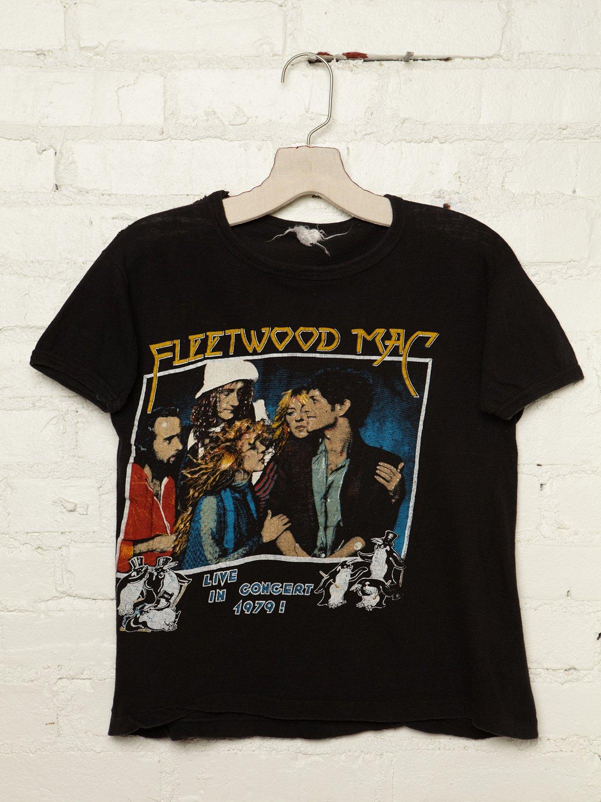 Vintage Fleetwood Mac 1979 Tee