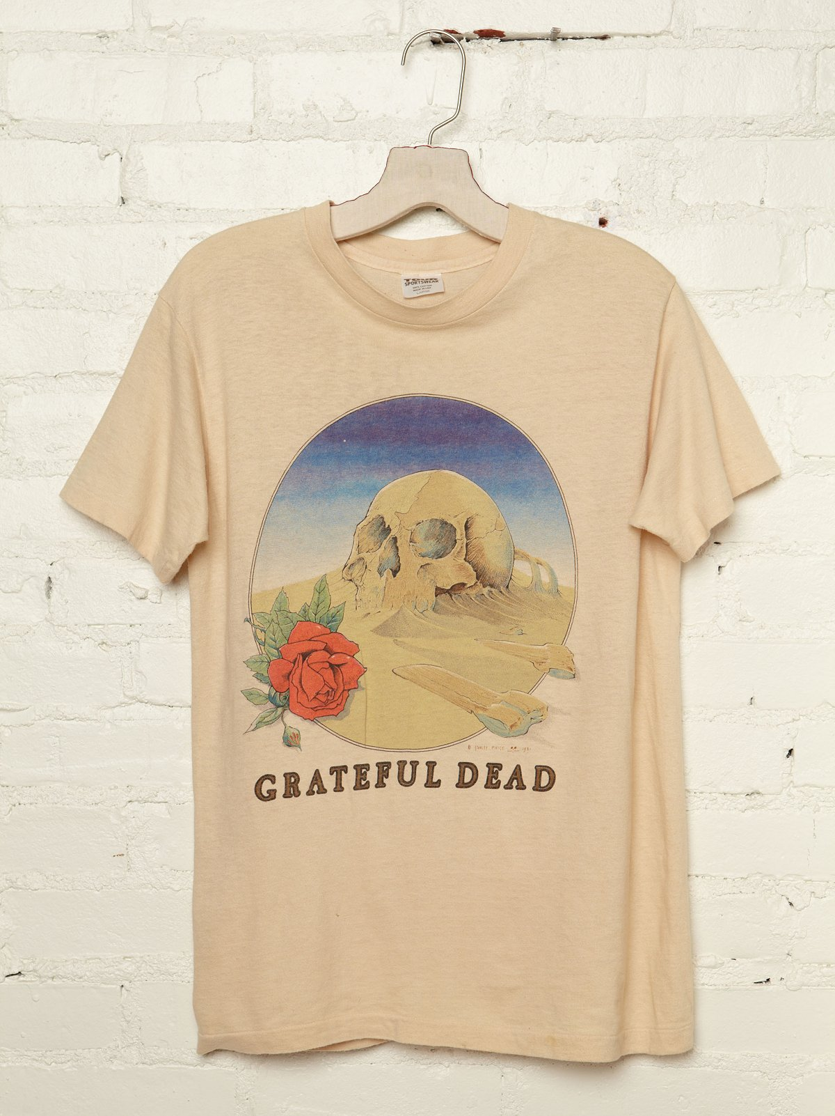 Vintage Grateful Dead 81 Tee