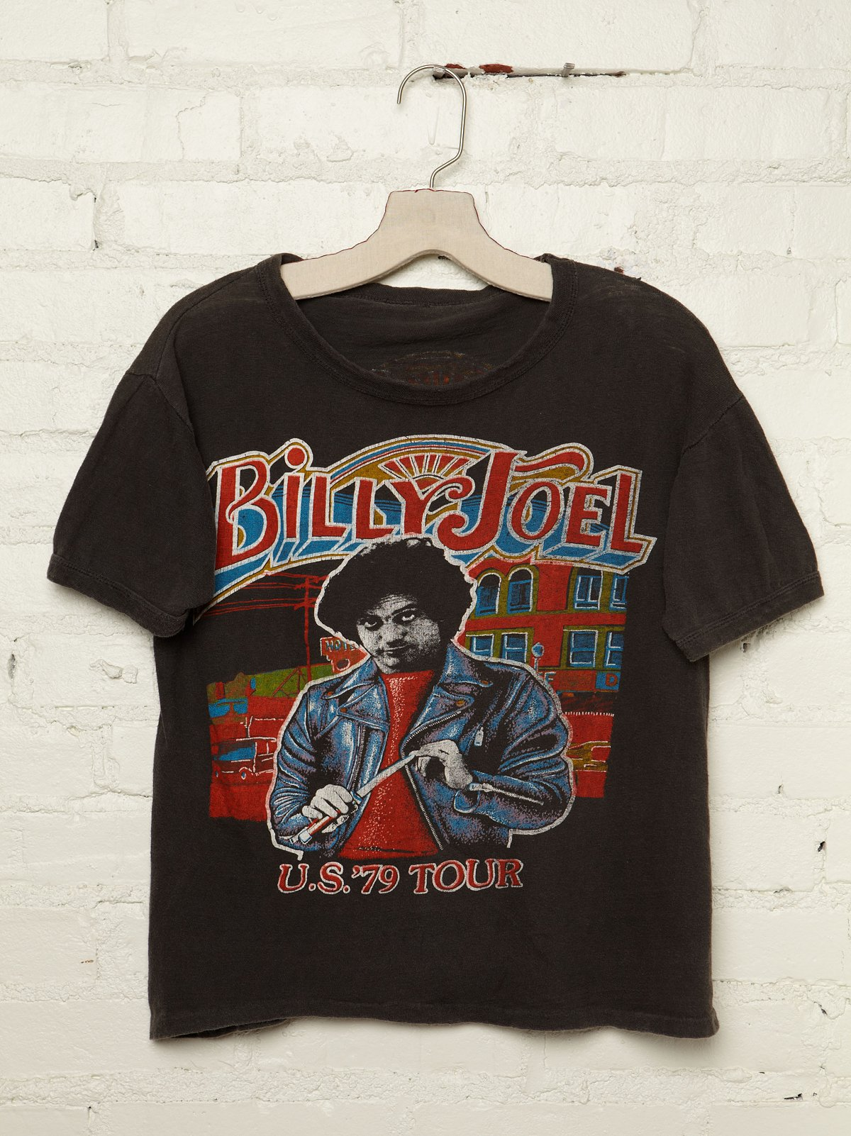 Vintage Billy Joel 1979 Tour Tee