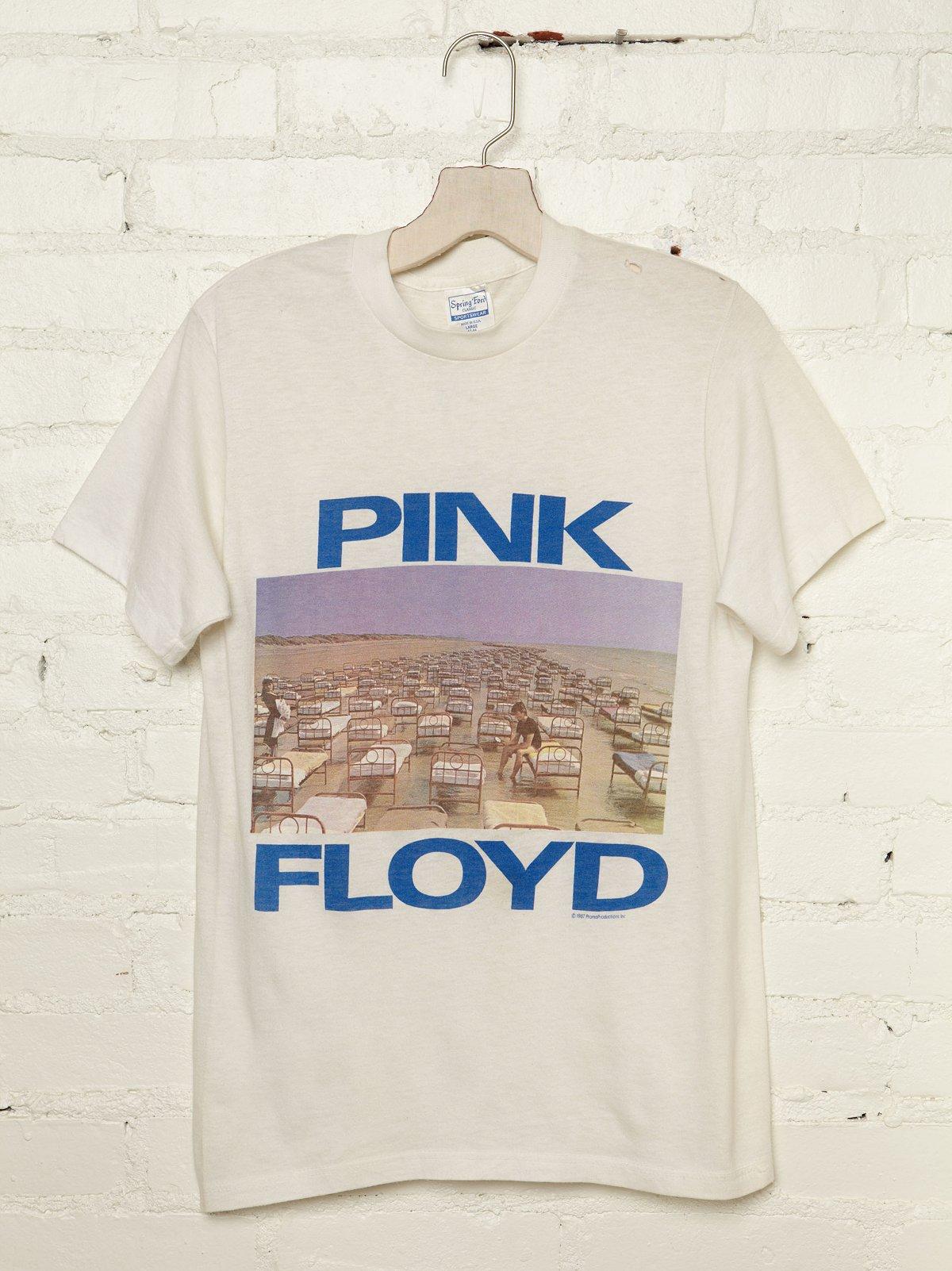 Vintage Pink Floyd '88 Rock Tee