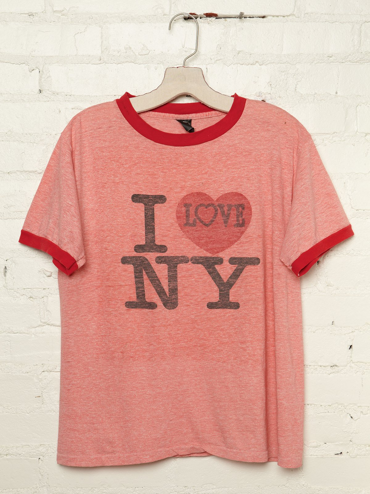 Vintage I Love NY Graphic Tee