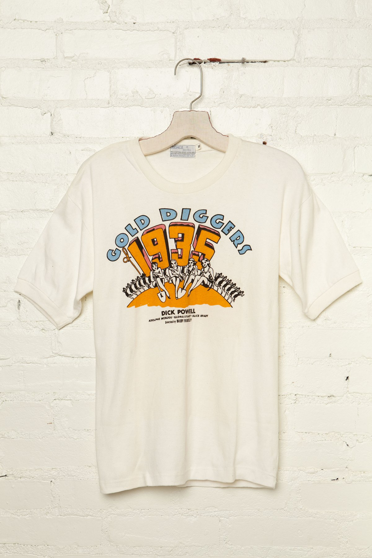 Vintage Gold Diggers 1935 Graphic Tee