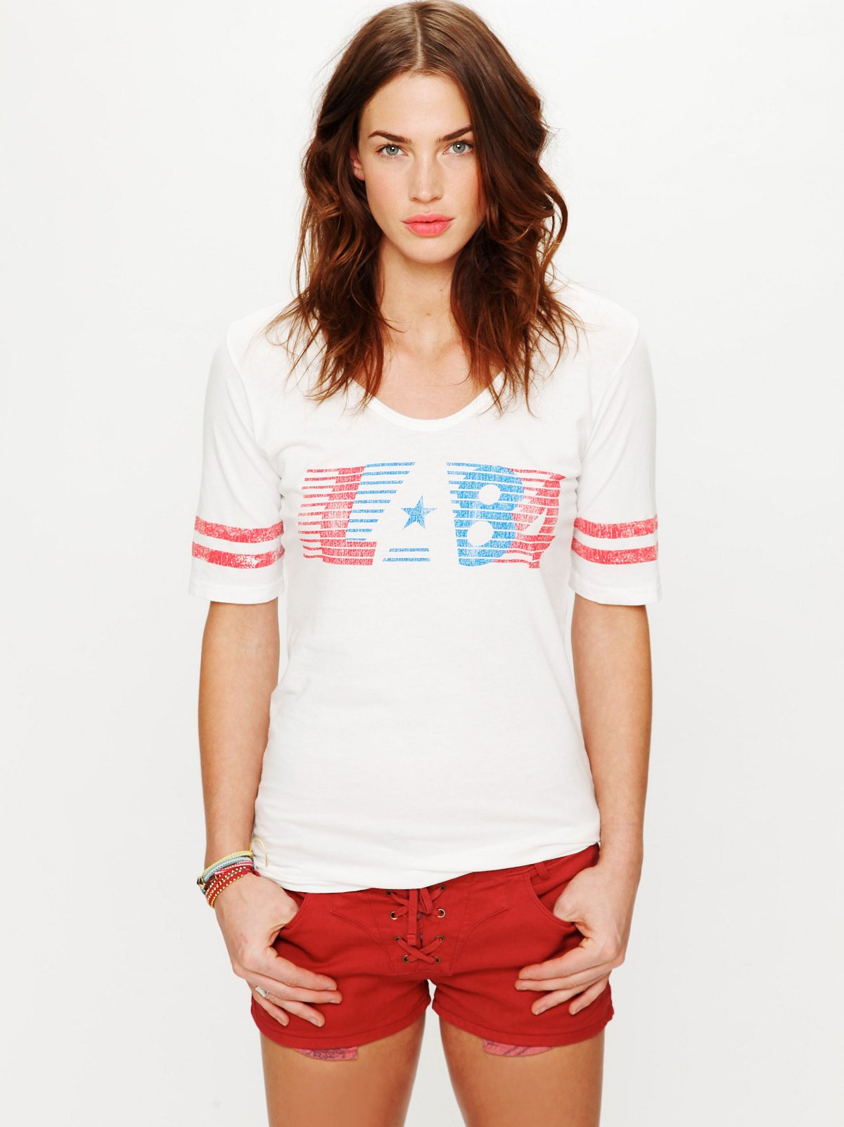 LA 84 Athletic Tee