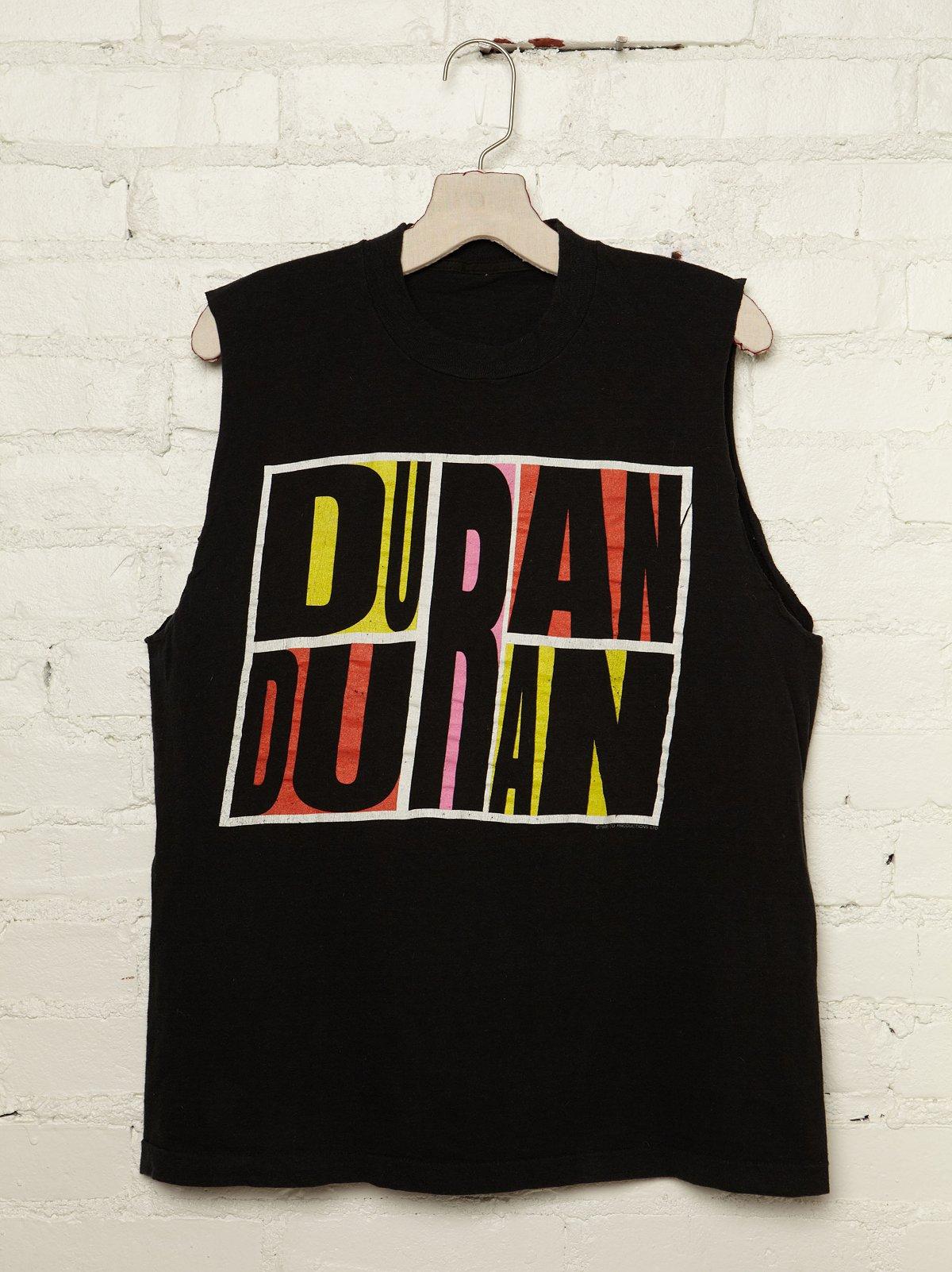 Vintage Duran Duran Tank