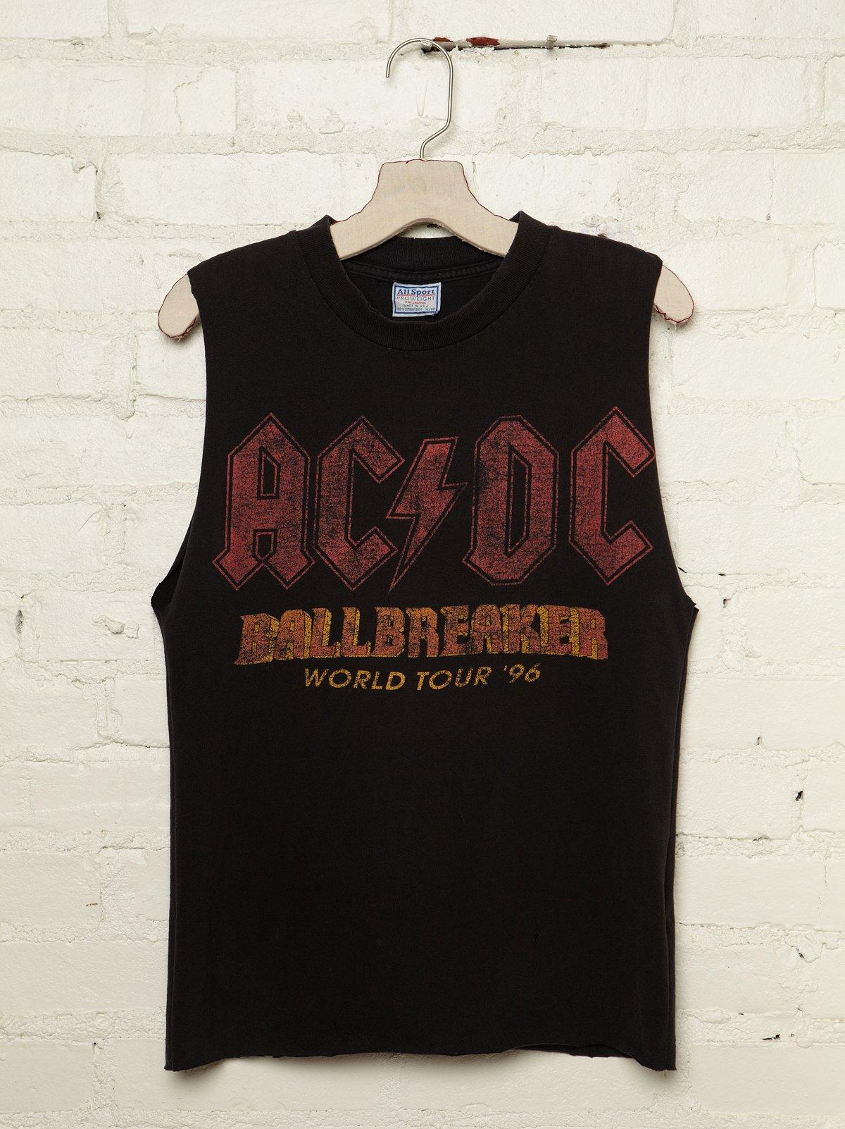 Vintage AC/DC Ball Breaker Tank