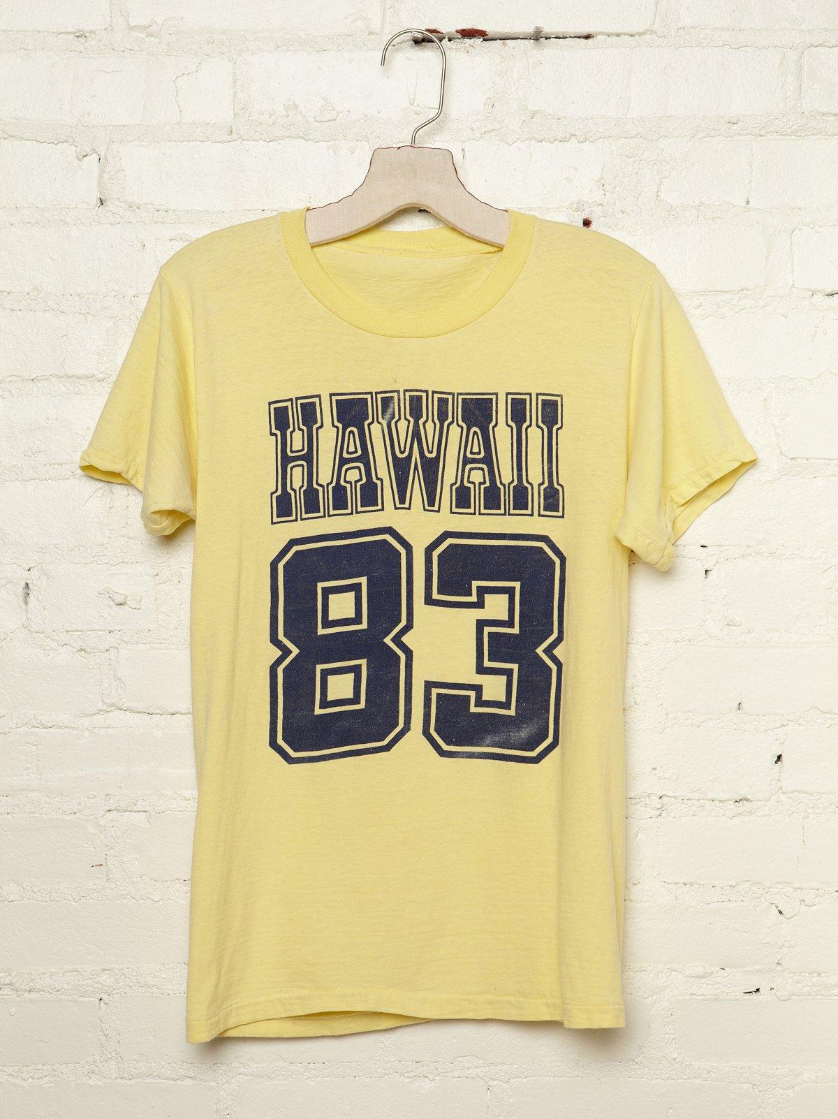 Vintage Hawaii 83 Tee