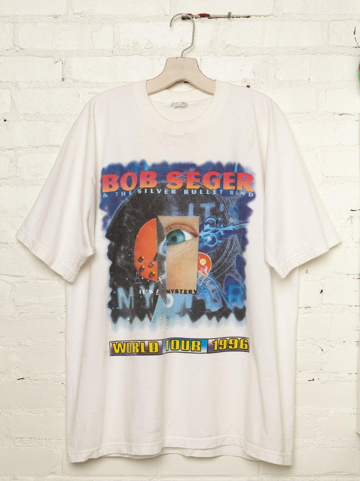 Vintage Bob Seger Rock Tee