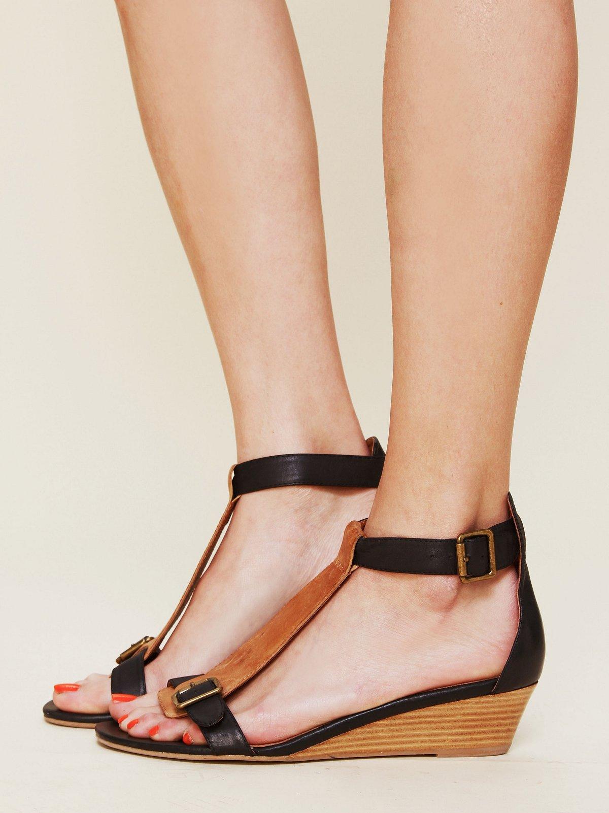 Province Mini Wedge Sandal