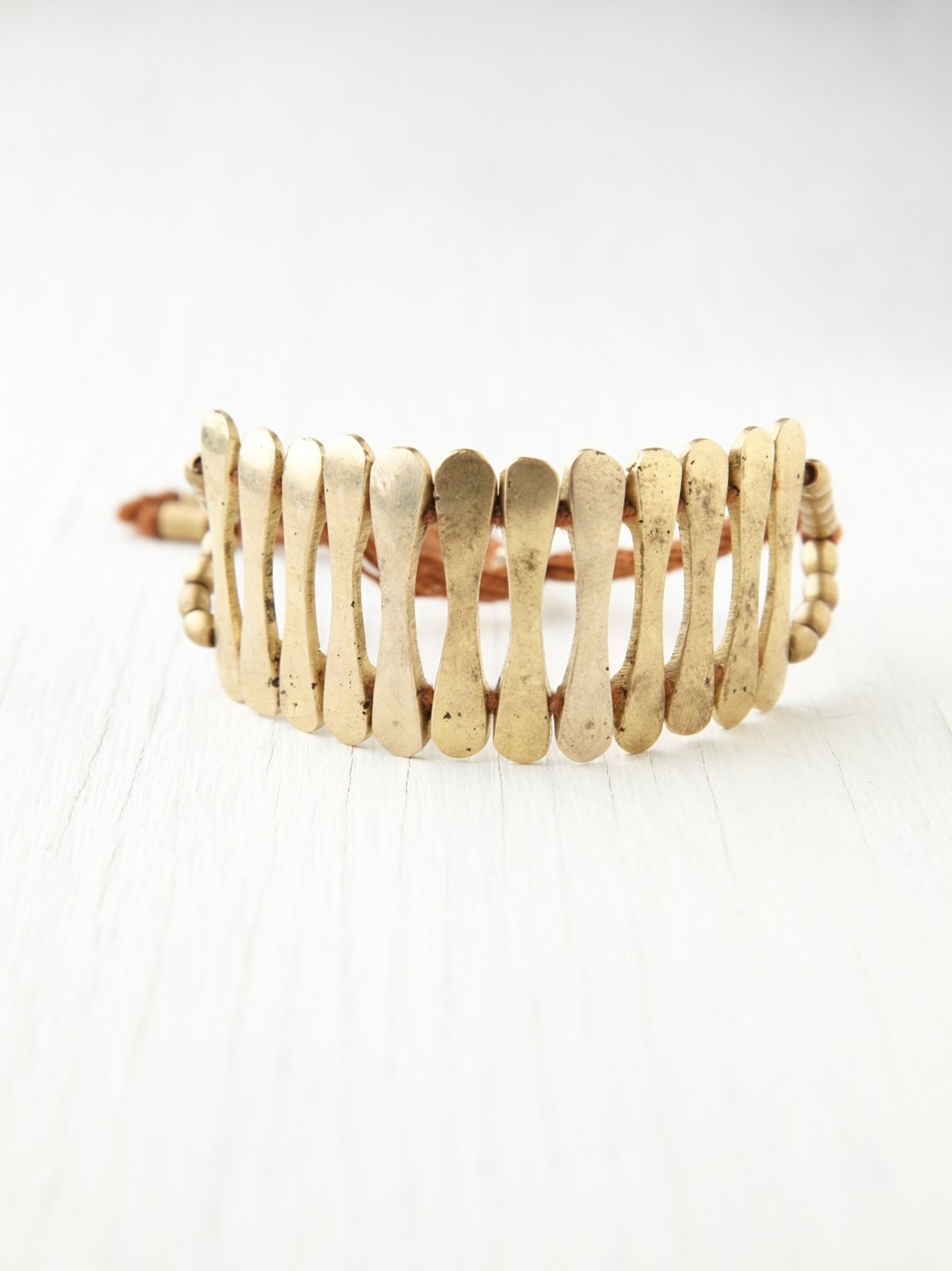 Golden Gates Bracelet