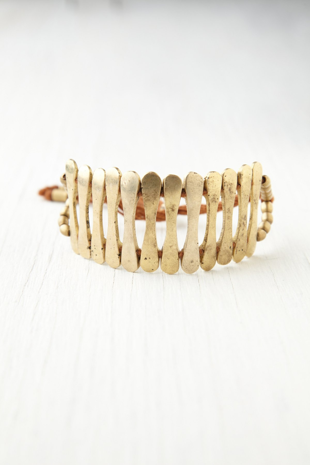 Golden Gates Bracelet
