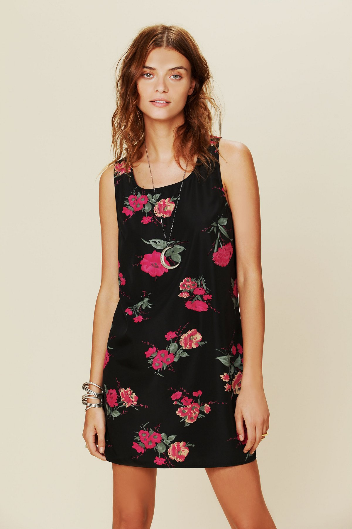 Kelly Floral Print Dress