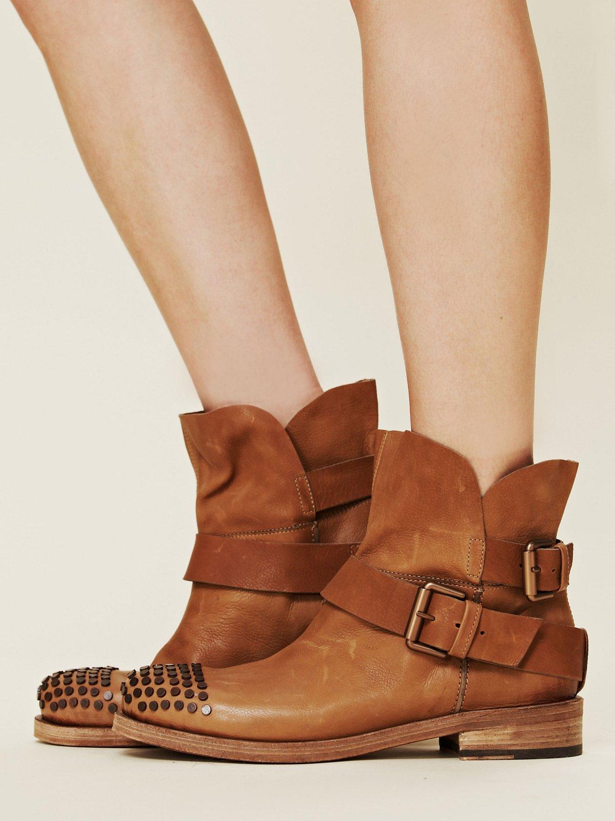 Skye Studded Boot