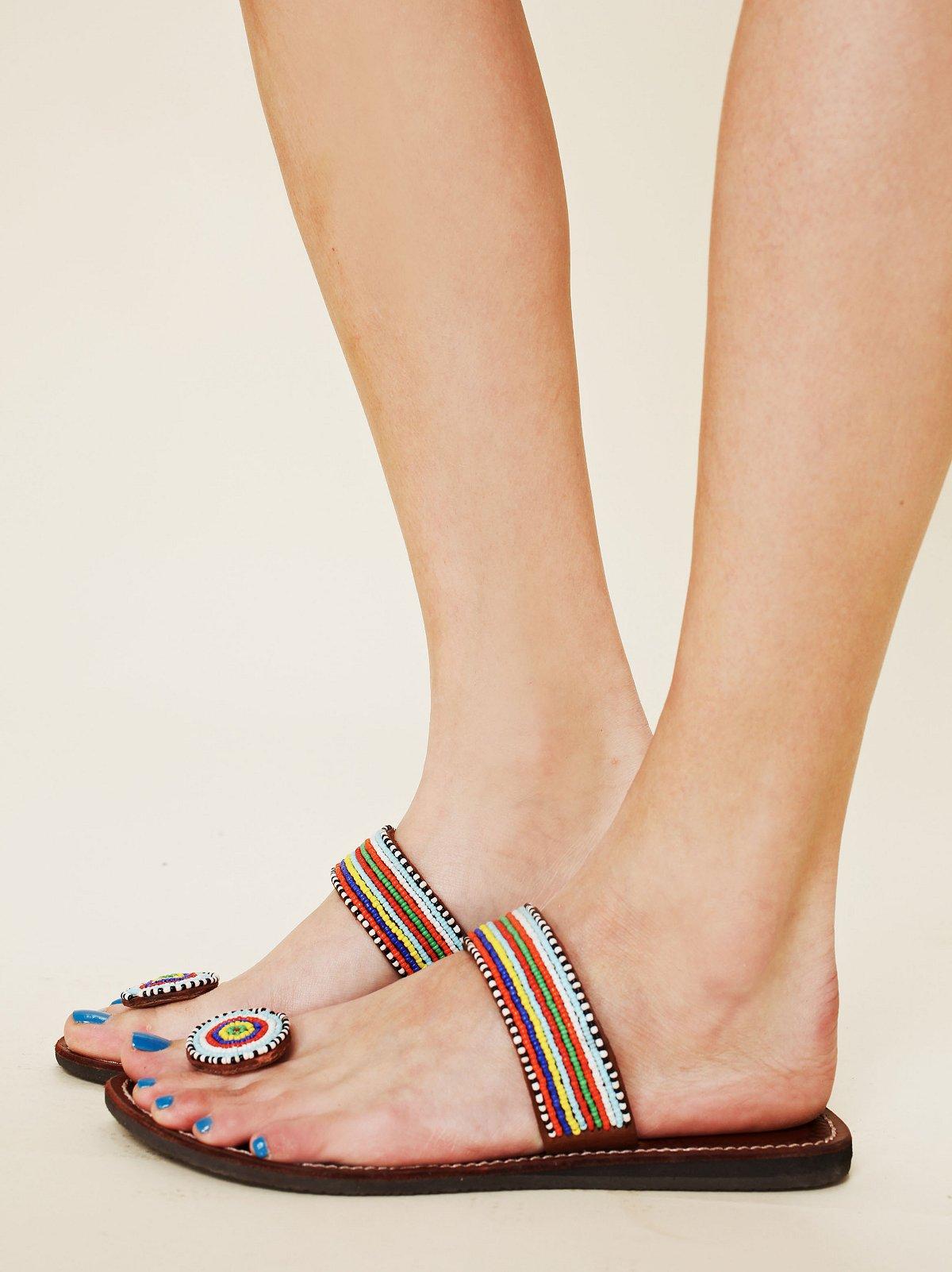 Sundial Sandal