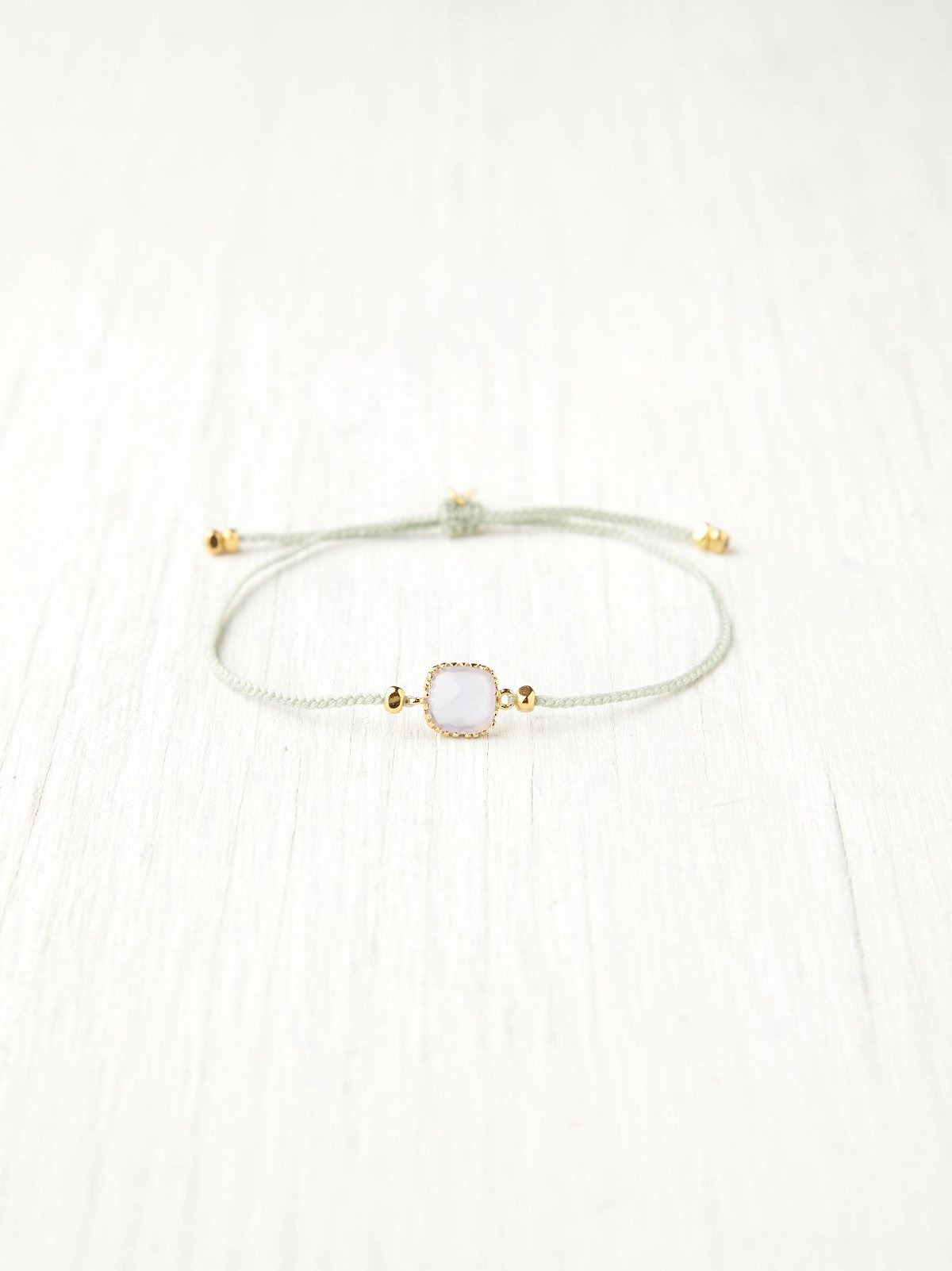 Gem Stone Tai Bracelet