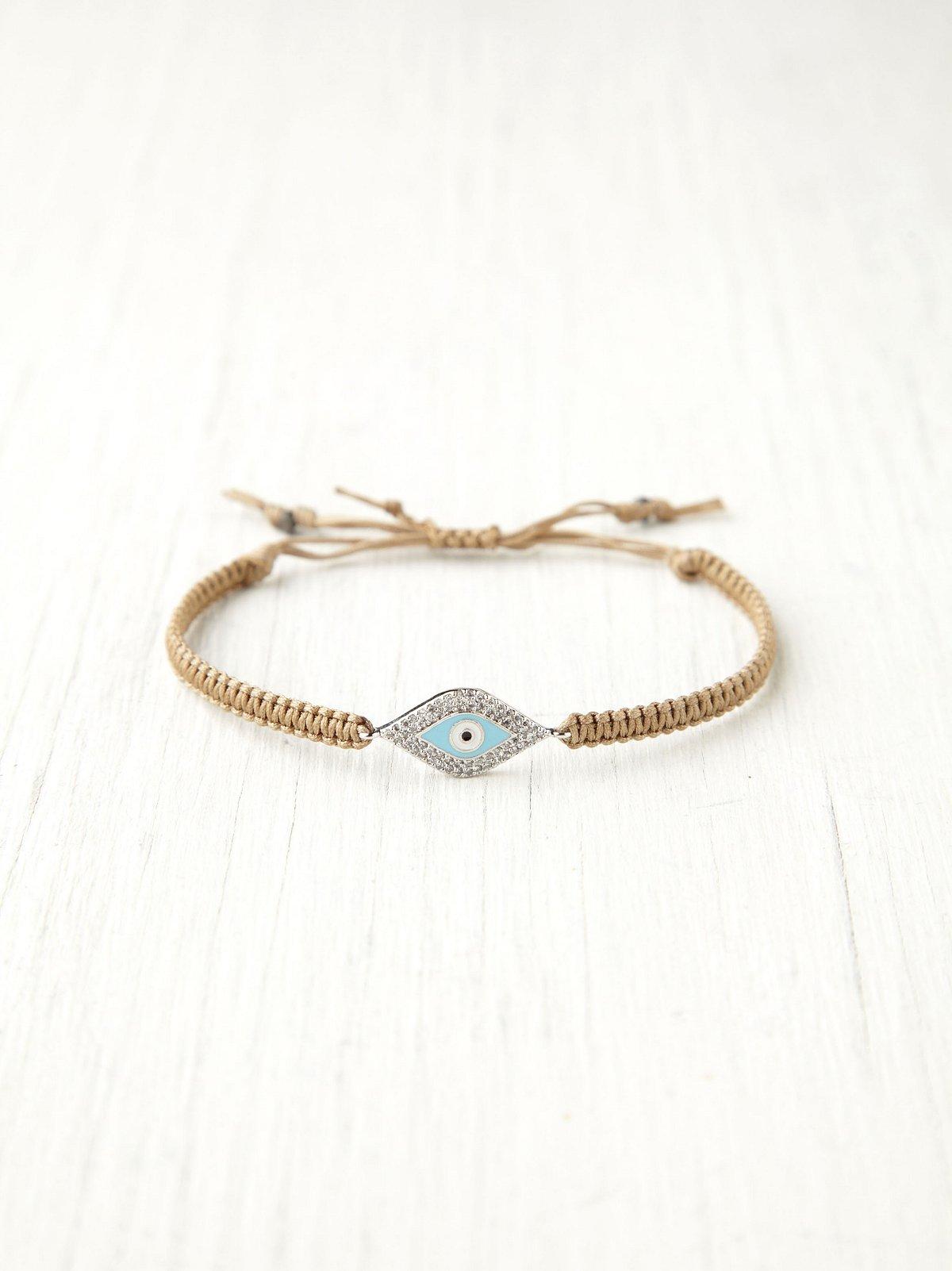 Evil Eye Tai Bracelet