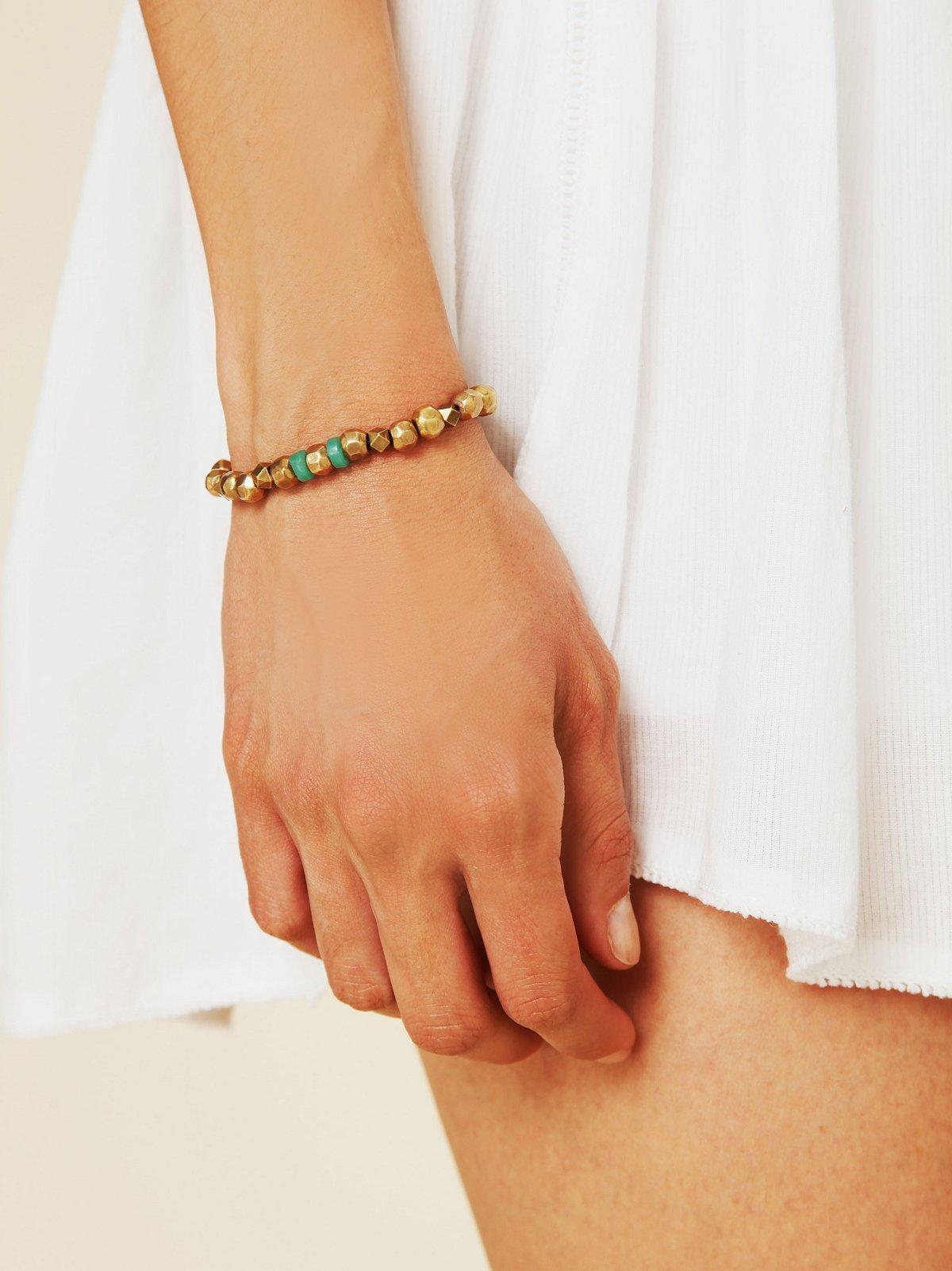 Milly Tassel Bracelet