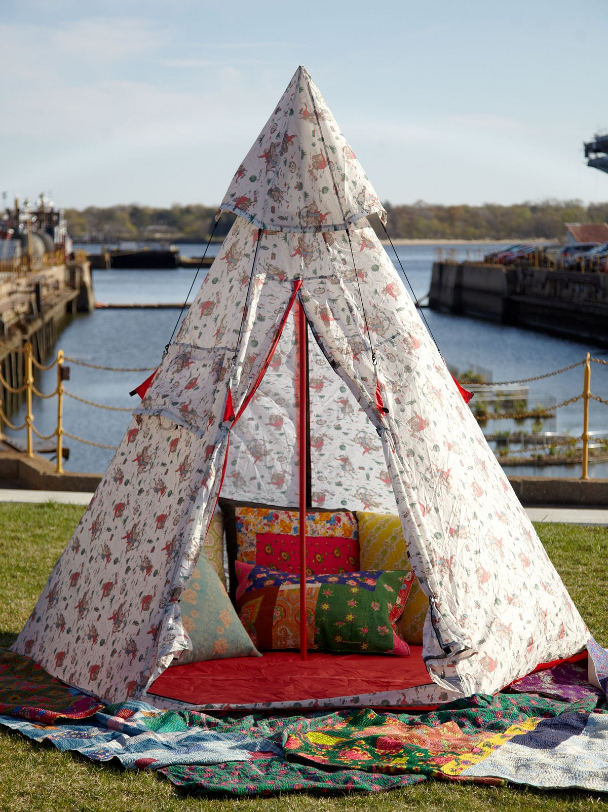 Cath Kidston Retro-Inspired Tent
