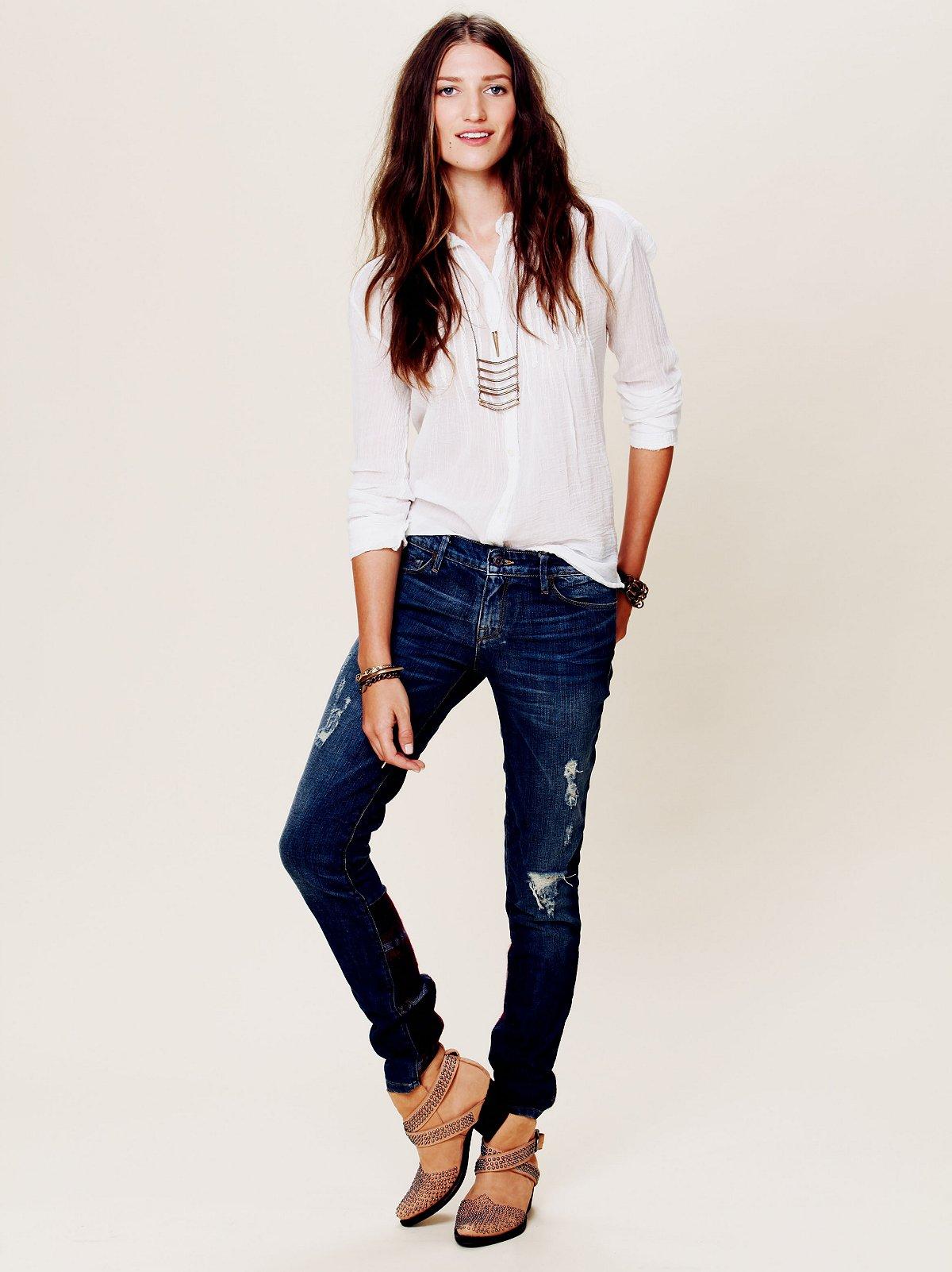 Crystal Skinny Jean