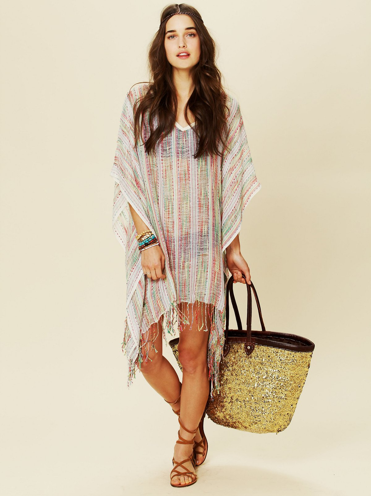 Slub Beach Tunic