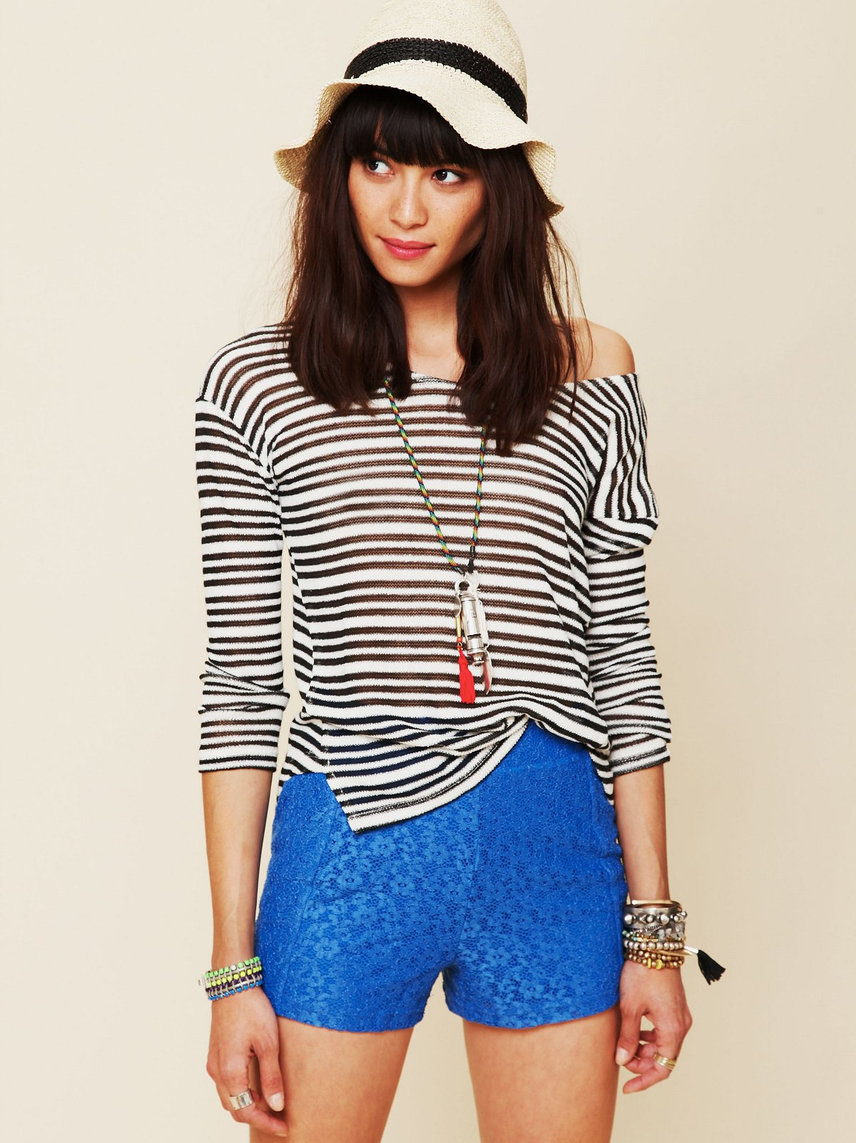 Kate Stripe Top