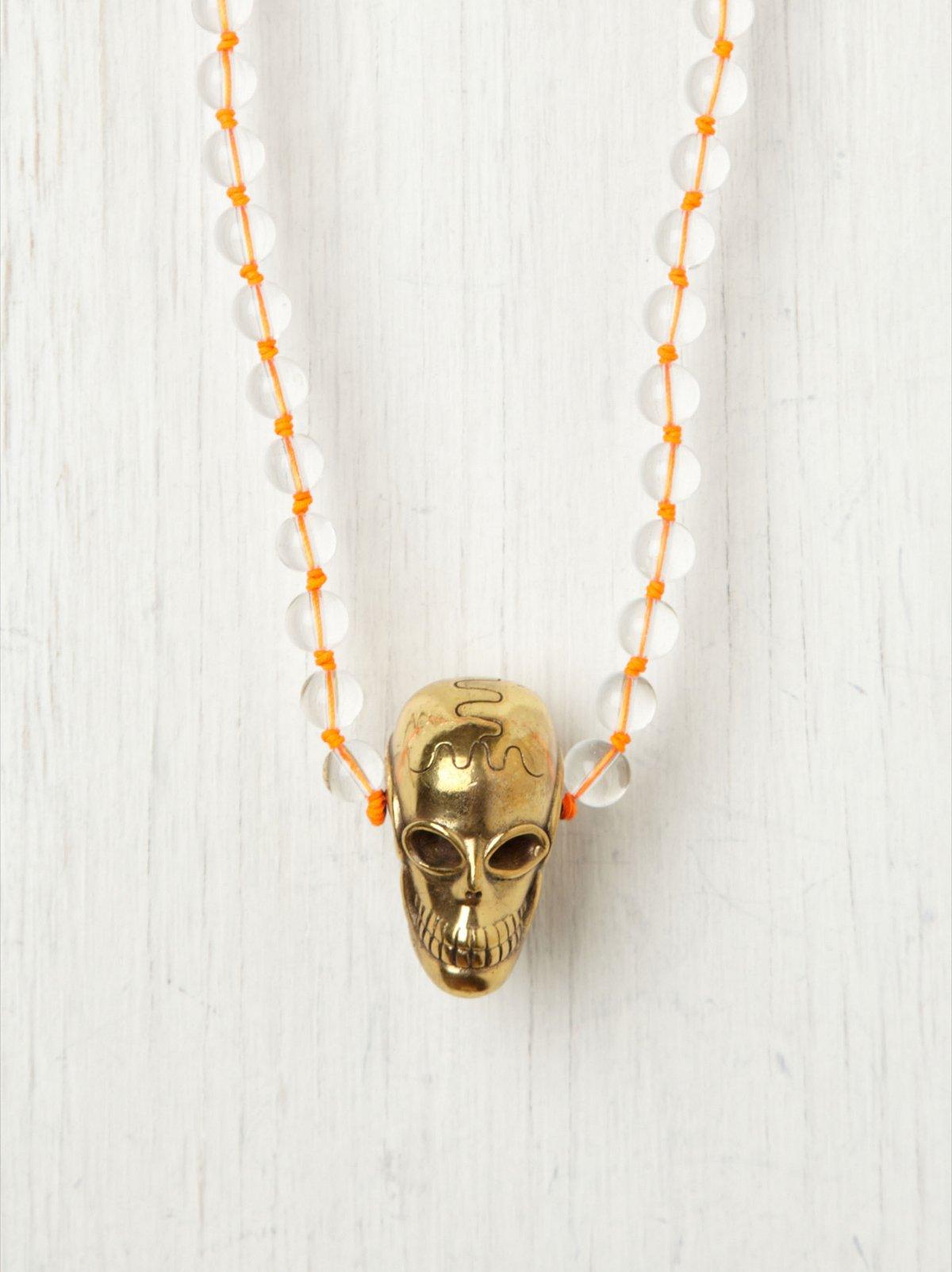 Argo Skull Pendant