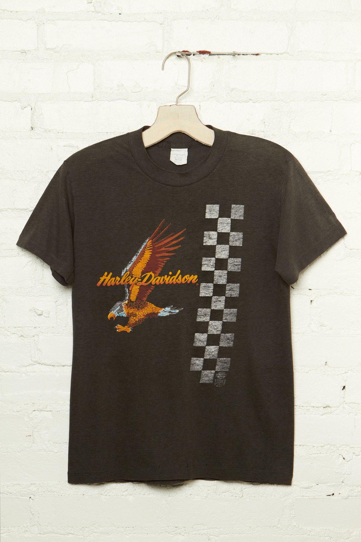 Vintage Harley-Davidson Eagle Tee